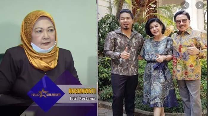 5 Potret Rosmawaty Ginting Mengaku Istri Pertama Hotma Sitompul, Kini Minta Anaknya Diakui