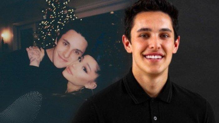 5 Fakta Sosok Dalton Gomez Suami Ariana Grande, Penjual Rumah Mewah, Punya Kekayaan Ratusan Miliar