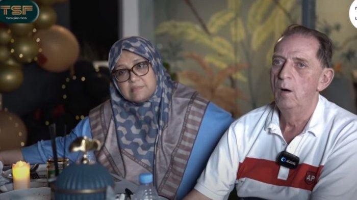 POPULER Pilu Ayah Tiri Zaskia Sungkar Putuskan Jadi Mualaf, Ditinggal Anak Kandung, Shireen: Kasihan