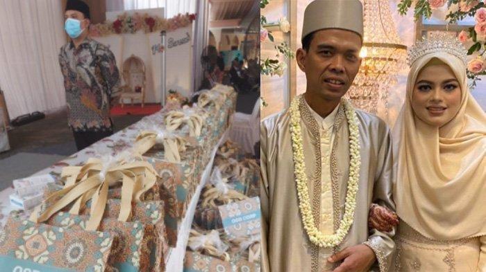 GELAR Resepsi, Ust Abdul Somad Undang Artis Hijrah, Souvenir Tak Sembarangan, Buatan Istri Tercinta
