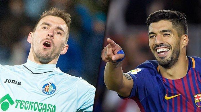 Live Streaming Barcelona Vs Getafe Liga Spanyol - Nonton Lewat Ponsel di Sini