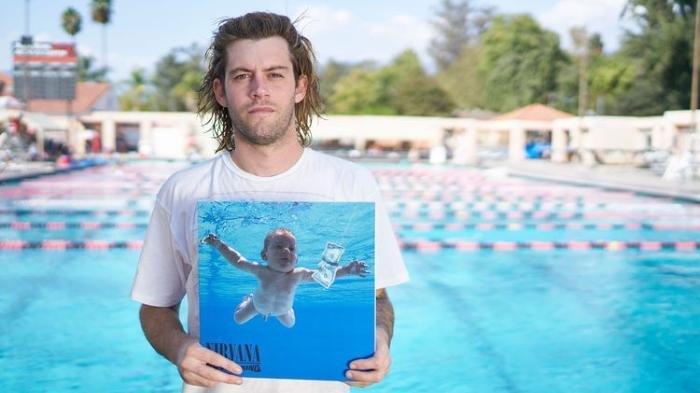 Kisah Spencer Elden, Bayi di Sampul Album Nevermind Milik Nirvana, Berawal dari Ide Kurt Cobain