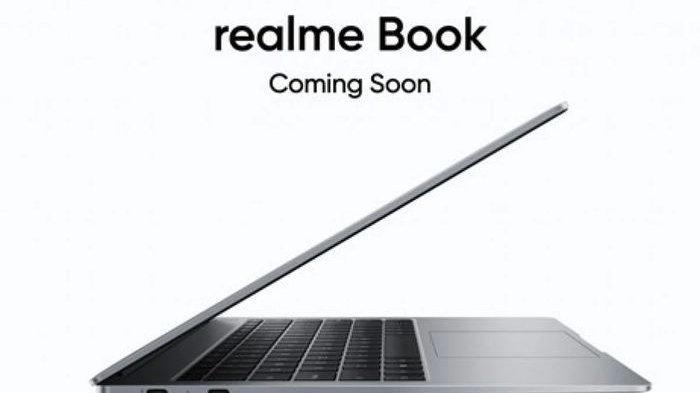 Spesifikasi dan bocoran laptop Realme Book
