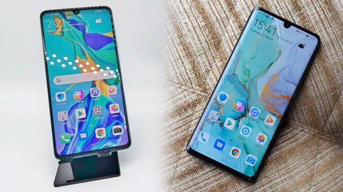 Dirilis Bersamaan, Ini Perbedaan Smartphone Huawei P30 dan P30 Pro, Paling Menonjol di Ukuran Layar