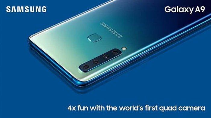 Punya Spesifikasi Berbeda-Beda, Begini Cara Operasikan 4 Kamera Belakang Milik Samsung Galaxy A9