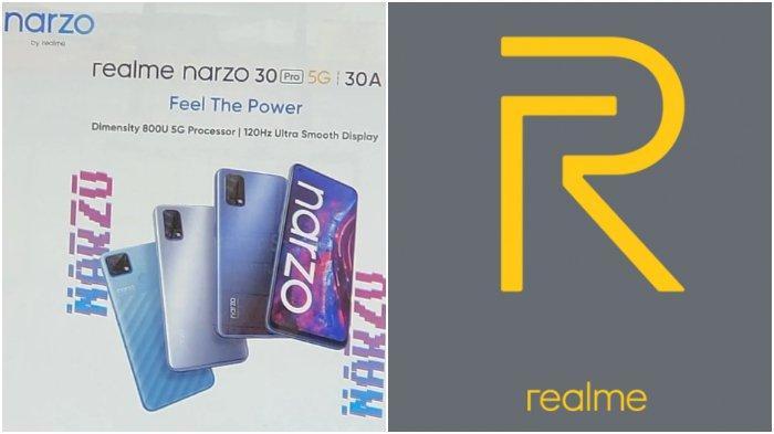 Bocoran Spesifikasi Narzo 30 Pro, Ponsel Gaming Murah Terbaru dari Realme Disebut Rilis Minggu Depan
