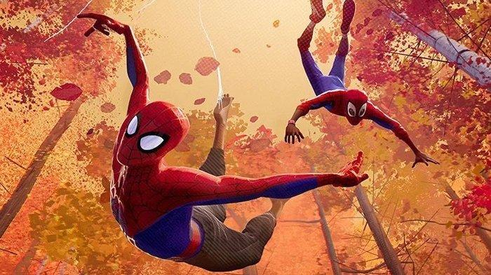 Tuai Pujian, Spider-man: Into the Spider-Verse Bawa Pulang Piala Oscar di Academy Awards ke-91