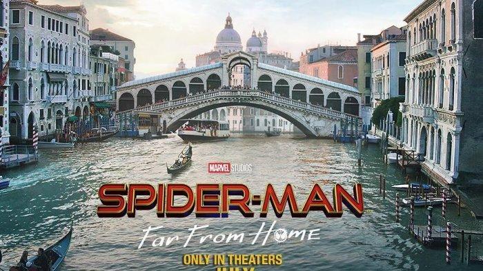Ini Dunia Baru yang Tampil Di Spider-Man: Far From Home, Multiverse, Belahan Bumi Lain Asal Mysterio