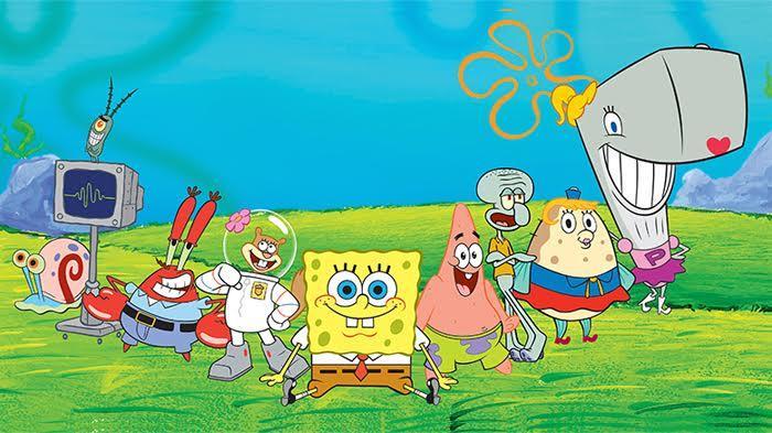 Tokoh Serial Spongebob Squarepants