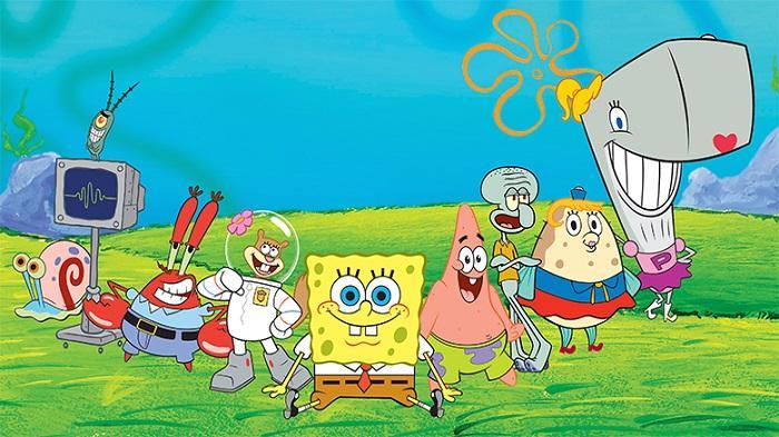 Sketsa Awal Karakter SpongeBob SquarePants Terungkap Setelah Stephen Hillenburg Meninggal