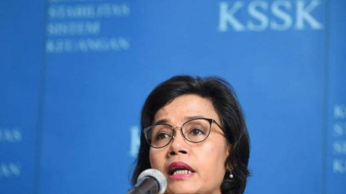 Menteri Keuangan Sri Mulyani di Kantor Kementerian Keuangan, Jakarta, Selasa (29/1/2019)(Dok Biro KLI Kemenkeu )