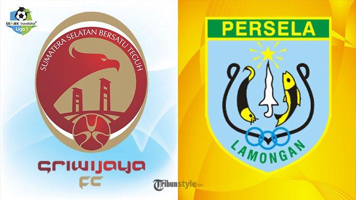 Live Streaming Sriwijaya FC vs Persela Lamongan di Indosiar 20.30 WIB - Incar 3 Besar Liga 1