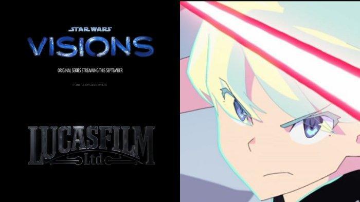 Tayang 22 September 2021, Star Wars: Visions Gandeng Tujuh Studio Anime Asal Jepang, Apa Saja?