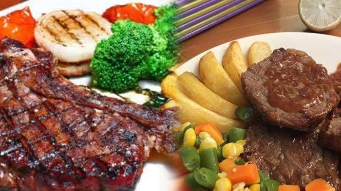 steak daging sapi i
