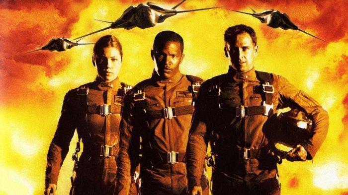 Sinopsis Stealth, Film Science Fiction Pesawat Siluman Canggih dengan Misi Sulit, Saksikan Malam Ini