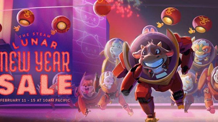 DISKON GEDE Steam Potong Harga Game Hingga 84 Persen di Lunar New Year 2021, Ada Cyberpunk 2077