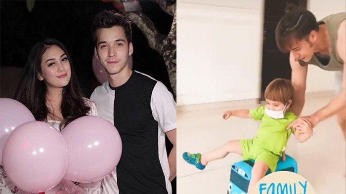 Stefan William Akhirnya Bertemu dengan Celine Evangelista, Momen Bermain dengan Anak Curi Perhatian