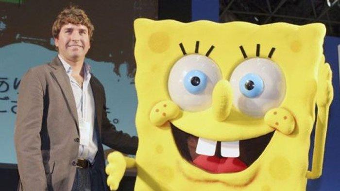 Stephen Hillenburg, Pencipta SpongeBob SquarePants
