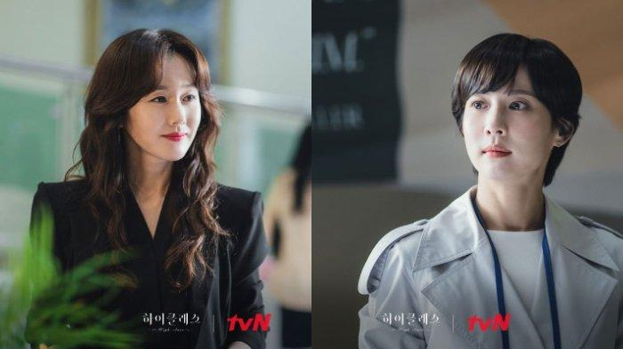 Cuplikan drama Korea High Class