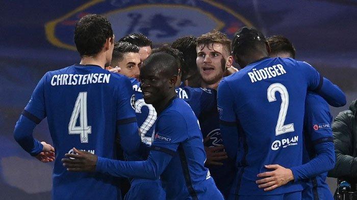 JADWAL Final Liga Champions 2020/2021, Manchester City vs Chelsea, Disiarkan Langsung di SCTV