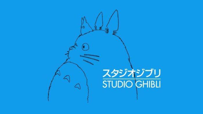 Studio Ghibli, studio animasi legendaris Jepang.