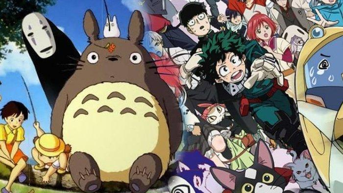 5 Studio Penghasil Anime Populer, Termasuk Ghibli yang Legendaris, hingga Pembuat My Hero Academia