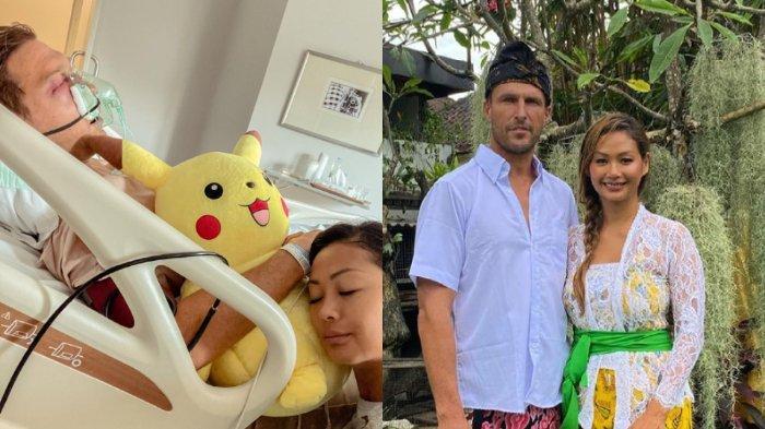 POPULER Suami Indah Kalalo Kecelakaan hingga Harus Operasi, Minta Kiriman Doa: Berikan Cinta Positif