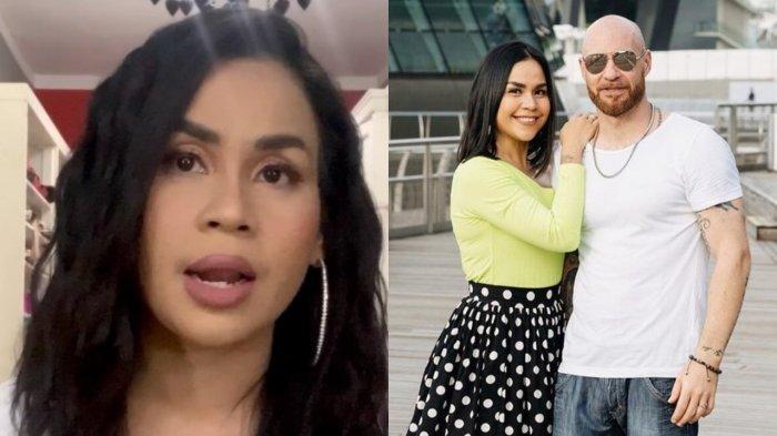Suami di Australia, Melaney Ricardo Cemas Tyson Tak Bisa Pulang ke Indonesia Karena Pandemi Corona