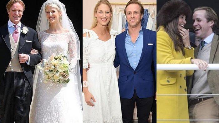 Royal Wedding Lady Gabriella Windsor, Terungkap Masa Lalu Suaminya dengan Adik Kate Middleton