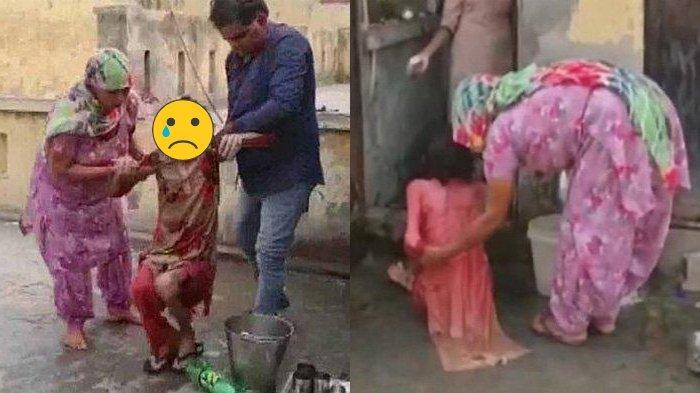 Suami tega mengurung istrinya di dalam toilet selama 1,5 tahun