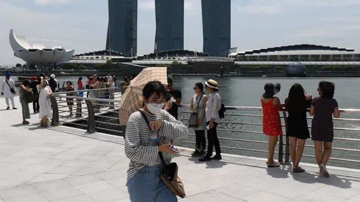 Meski Endemik & Tingkat Vaksinasi 80%, Singapura Masih Dihantam Hampir 3000 Kasus Covid-19