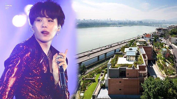 Dikabarkan Membeli Hunian Seharga Rp 42 M, Keinginan Suga di Lirik Lagu BTS ini Jadi Kenyataan
