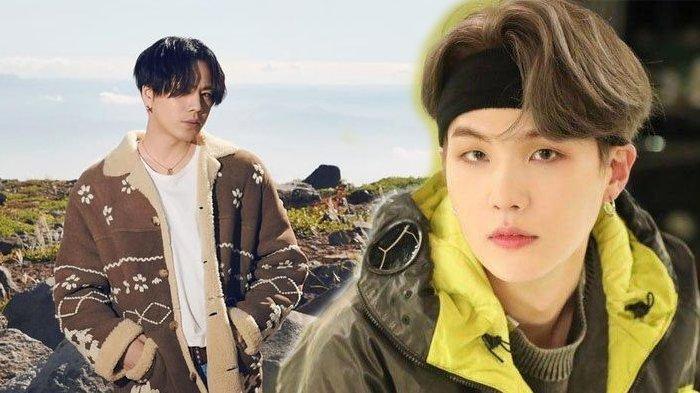 Suga BTS Jadi Produser Penyanyi Jepang Hiroomi Tosaka untuk Album Digital, Rilis 15 Oktober 2021