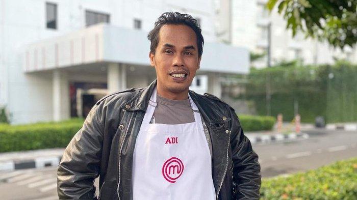 PROFIL Lord Adi, Petani Cabai Beradu Masak di MasterChef Indonesia Season 8, Tereliminasi di Top 3