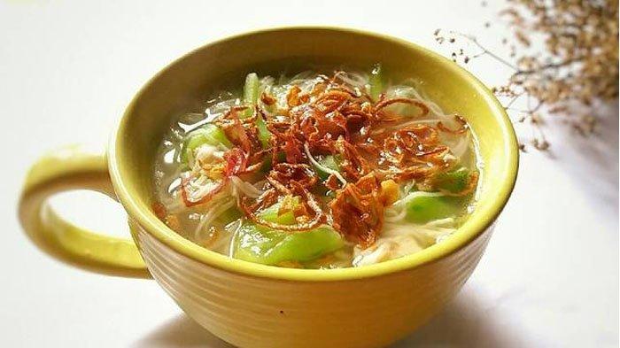 Sup Misoa Oyong