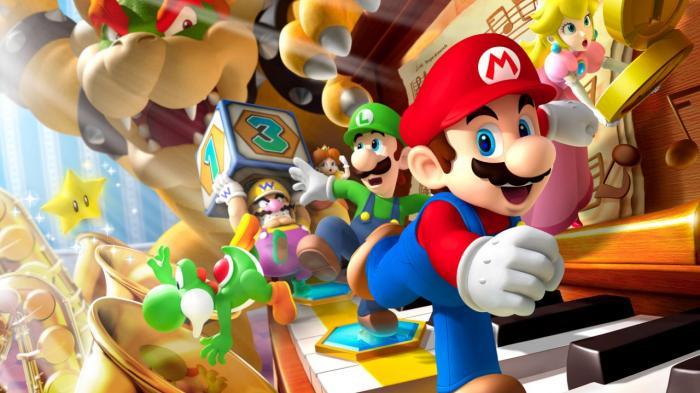 Baru! Peluncuran iPhone 7 Akan Disertai Dengan Rilis Game Super Mario Run
