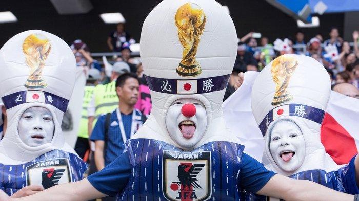 Deretan Kostum Unik yang Dipakai Para Suporter di Piala Dunia 2018, Mana yang Terbaik?