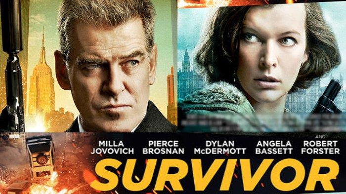 Poster film Survivor.