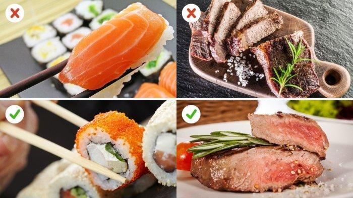 Saran Para Chef saat Memesan Makanan Ini, Agar Dapat yang Berkualitas Tinggi dengan Harga Sama