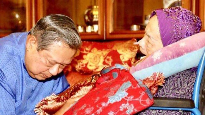 Ibunda Susilo Bambang Yudhoyono dalam Perawatan Intensif, SBY Mohon Doa dari Para Sahabat