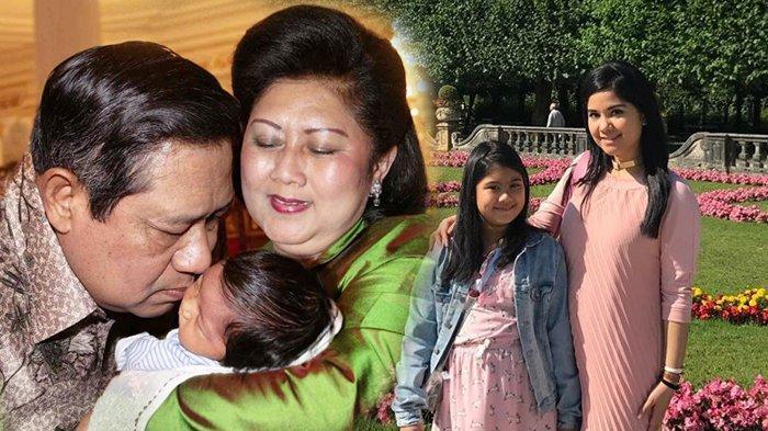 Bertepatan HUT RI, Almira Cucu SBY Ultah, Annisa Pohan Kenang Ucapan Ani Yudhoyono saat Lahiran