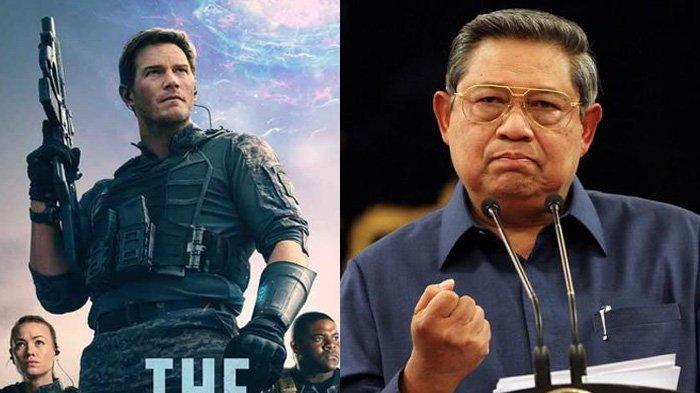 SBY Muncul dalam Film Hollywood 'The Tomorrow War', Tampil Sebagai Cameo dan Wakili Negara di Asia