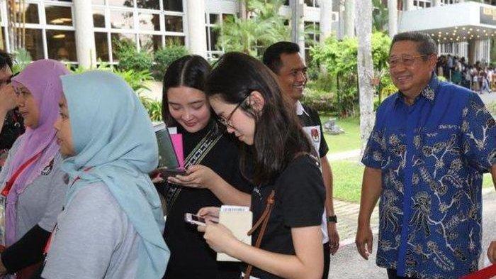 Usai Temani Ani Yudhoyono, Gilirian SBY Antre Bareng 38.000 WNI untuk Nyoblos di Singapura