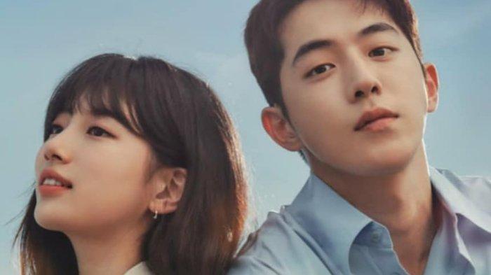 Suzy dan Nam Joo Hyuk dalam drama Start Up