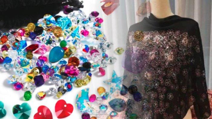 Viral Hijab Seharga Rp171 Juta yang Berhiaskan Kristal Swarovski, Ternyata Ini Profesi Sang Pembeli