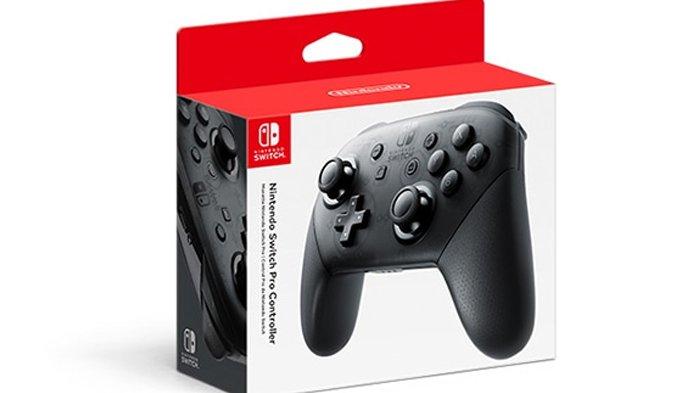 Amazing! Ternyata Ada Sebuah Rahasia Terpendam di Balik Pro Controller Nintendo Switch!