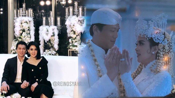 Jadi Tamu di Pernikahan Syahrini-Reino Barack, Christine Hakim Ungkap Kemiripan Sang Pengantin Baru