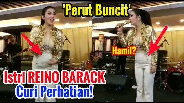 Dugaan Syahrini Istri Reino Barack Hamil Menguat! Selain dari Perubahan Perut, Perhatikan Sepatunya!