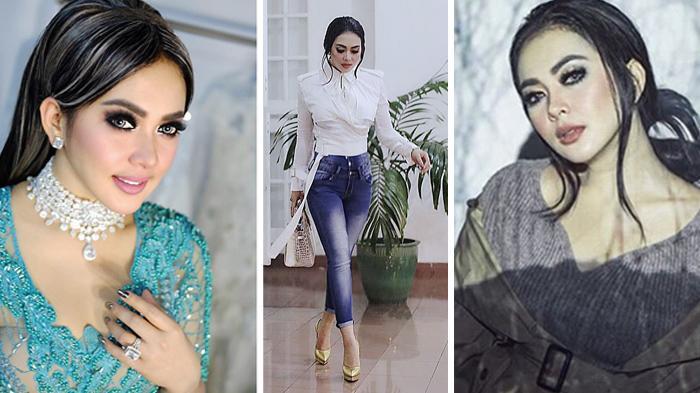 Julia Perez Tiba-tiba Ngamuk di Instagram Syahrini, Ada Apa