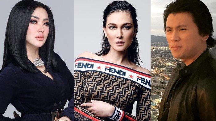 Hotman Paris & Nikita Mirzani Beberkan Kisah Berbeda Soal Syahrini, Luna Maya & Reino Barack